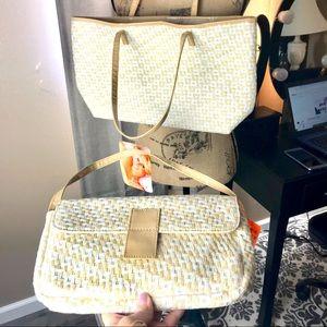 Jessica Simpson Tote Beach Bag Shoulder Bag NWT